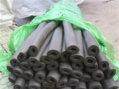 黑龙江省橡塑海绵保温管的尺寸、橡塑管规格