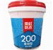 雨虹防水涂料200柔�g型